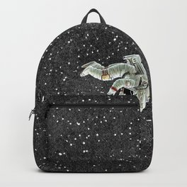 ALONE AT NIGHT Backpack