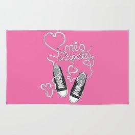 Amo mis Zapatos Rug