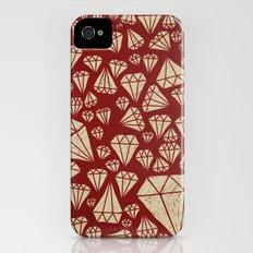 diamond Slim Case iPhone (4, 4s)