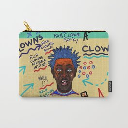 Rich Clowns Are Back In Style Carry-All Pouch