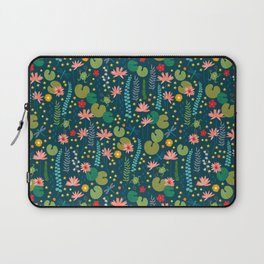 Lily Pad Laptop Sleeve