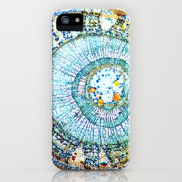 Lime Tree iPhone Case