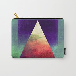 Triangle Composition VII Carry-All Pouch