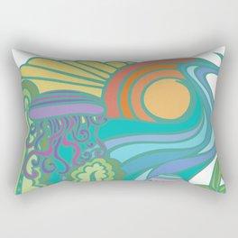 Underwater Wonder World Rectangular Pillow