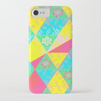 transparent iPhone & iPod Cases featuring Transparent Triangle by Lillian Cassidy