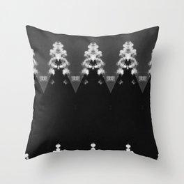 Mountain Scourge Throw Pillow