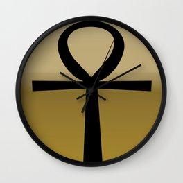 Ankh (Life)2 Wall Clock