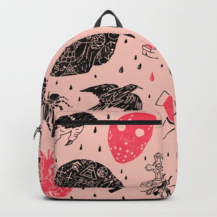 Whole Lot More Horror Backpack