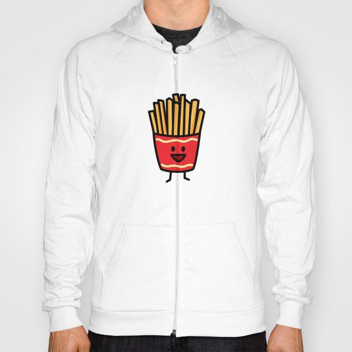 Happy Fries Hoody