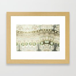 Barsoomian Walls Framed Art Print