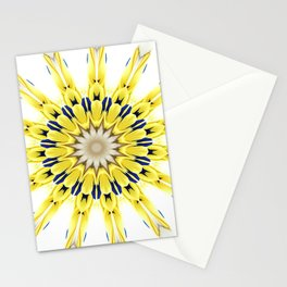 The Invisible Echo Stationery Cards