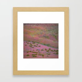 Fadead Colourz Framed Art Print