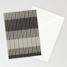 Piano Man | Abstract Pattern Stationery Cards