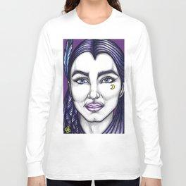 The High Priestess Long Sleeve T-shirt