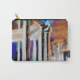 Carlos V Palace Granada Carry-All Pouch
