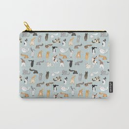 Cat Butts Carry-All Pouch