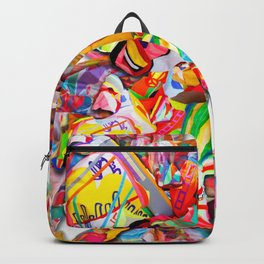 #connect collage 2016 Backpack