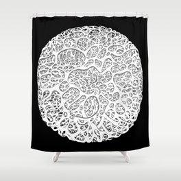 Center Shower Curtain