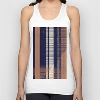 honeycomb Tank Tops featuring HONEYCOMB by Mike Maike