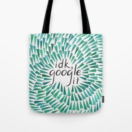 I don't know, google it Tote Bag
