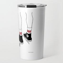 fetiche #1 (white) Travel Mug