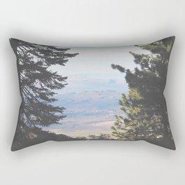 Mountain to Valley Rectangular Pillow