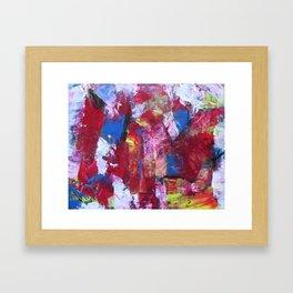 Pop Up Framed Art Print