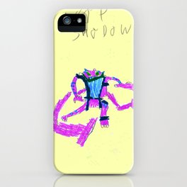 Artistry of Autism - Trap Shadow iPhone Case