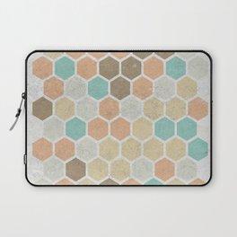 Geometric Maze Laptop Sleeve