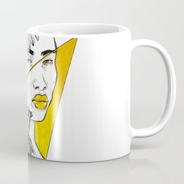 Inktober - Sparrows Coffee Mug