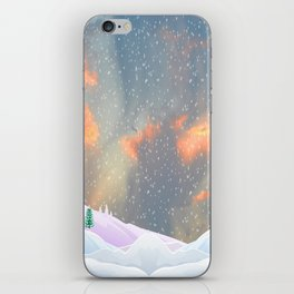My Snowland | Christmas Spirit iPhone Skin
