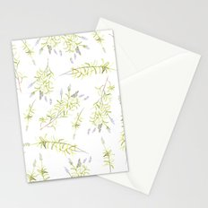 Fields of Lavender Stationery Cards
