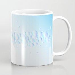 Air Bubbles On Water Coffee Mug