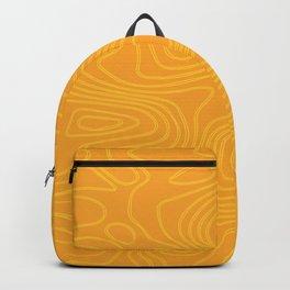 Golden grain Backpack