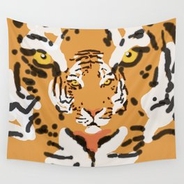 2Tigers Wall Tapestry