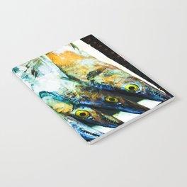 Fish - Chinatown NYC Notebook