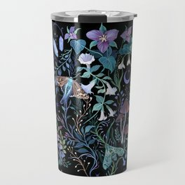 Night Garden Travel Mug