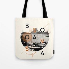Bossa Nova Tote Bag