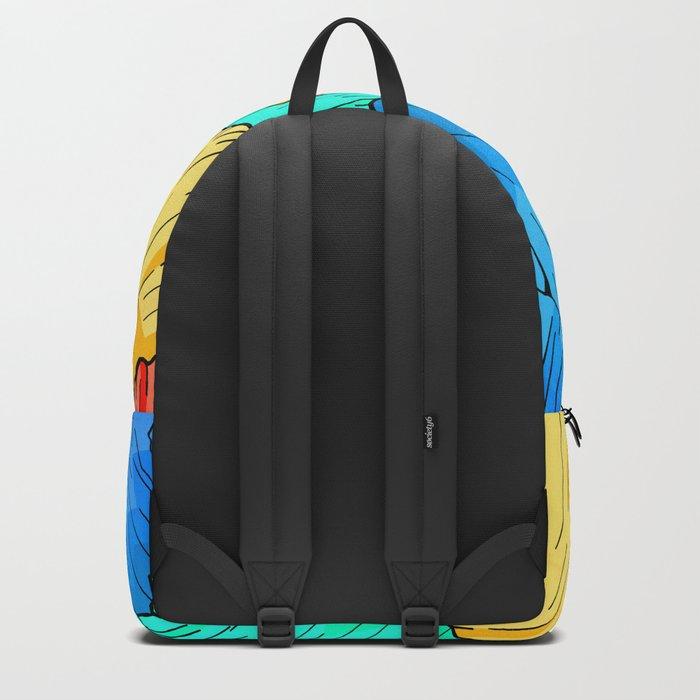 Rainbow Mounts Backpack