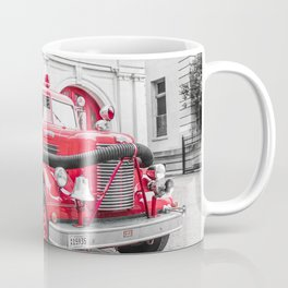 Fire Engine House No. 1 Coffee Mug