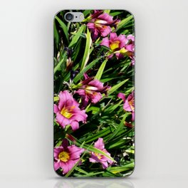 SAN | Convention Center Lillies iPhone Skin