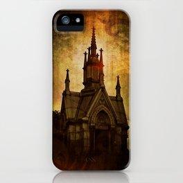 Gothic Sweet Gothic iPhone Case