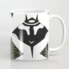 mantas and spotted eagle rays Coffee Mug