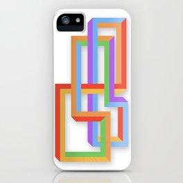Illusionary iPhone Case