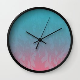 Soul's Fire Wall Clock