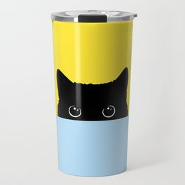 Kitty Travel Mug