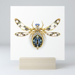 Mechanical Insect ( Steampunk ) Mini Art Print
