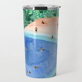 French Paradise Travel Mug