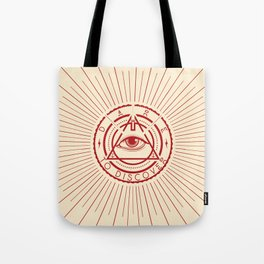 Dare to Discover - All Seeing Eye Tote Bag