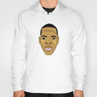 jay z Hoodies featuring Jay-Z by ΛDX7